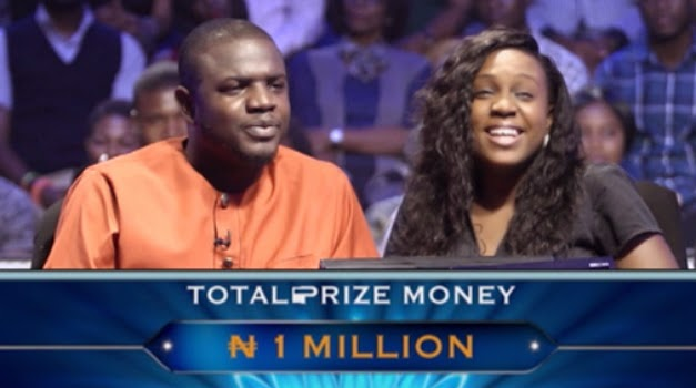 who wants to be a millionaire Nigeria winners