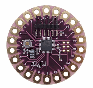 Arduino Lilypad ATmega328P