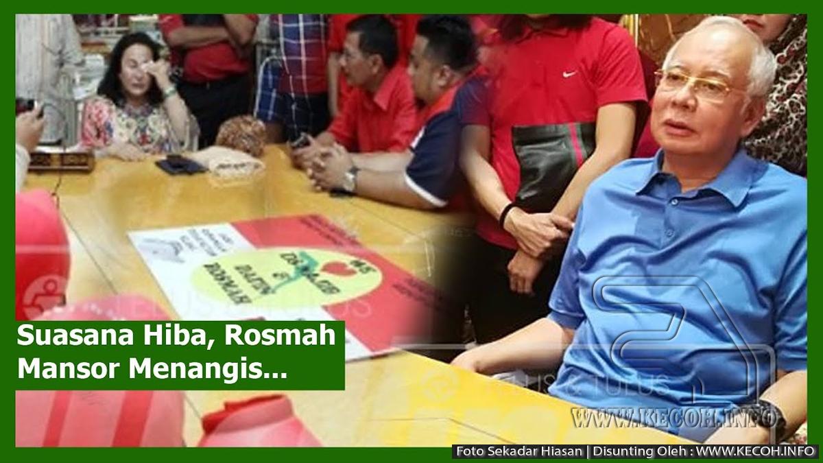 Akaun Cucu Najib Pun Dibekukan Dedah Anak Perempuan Najib