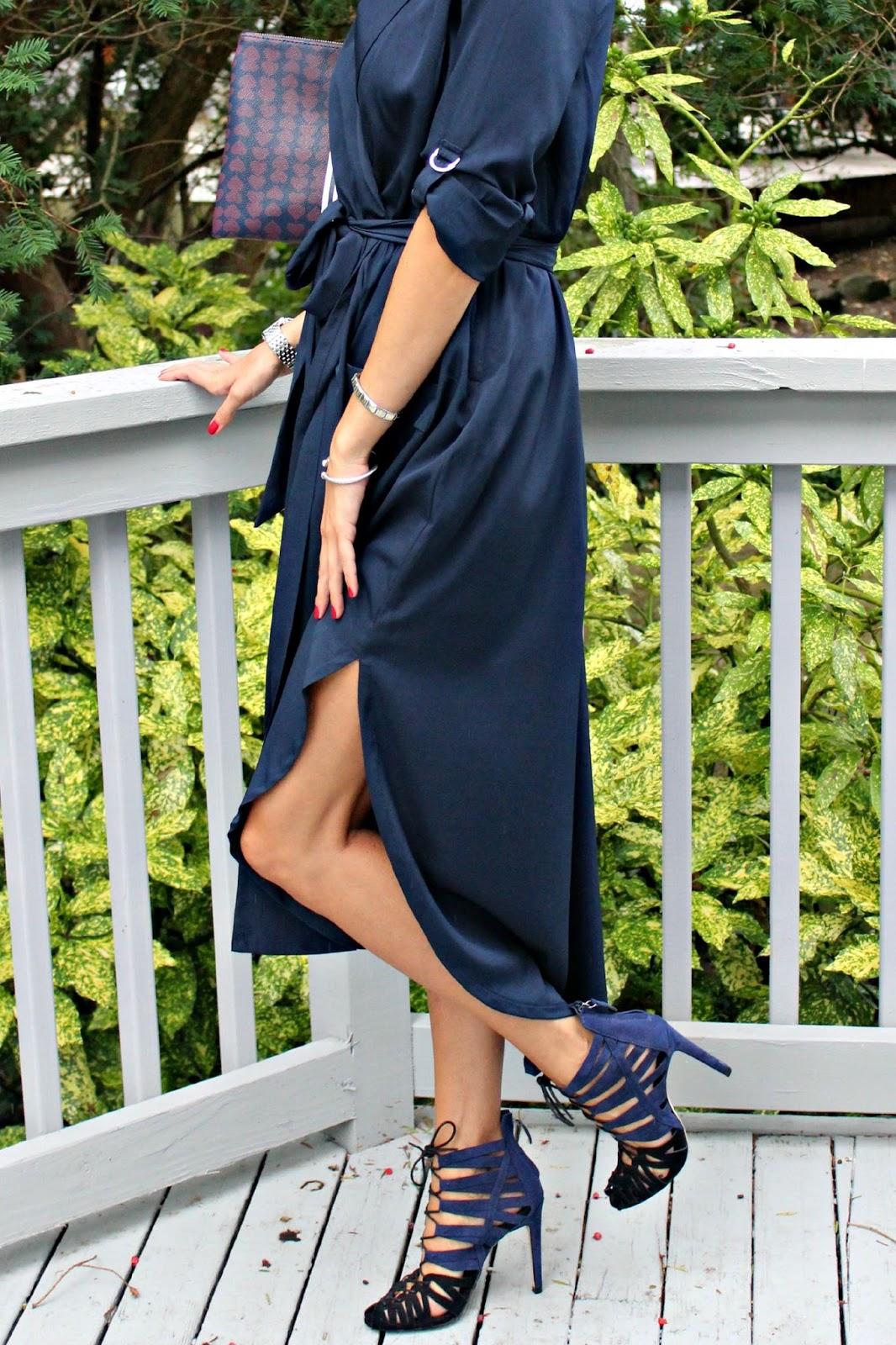 zara lace up colorblock heels