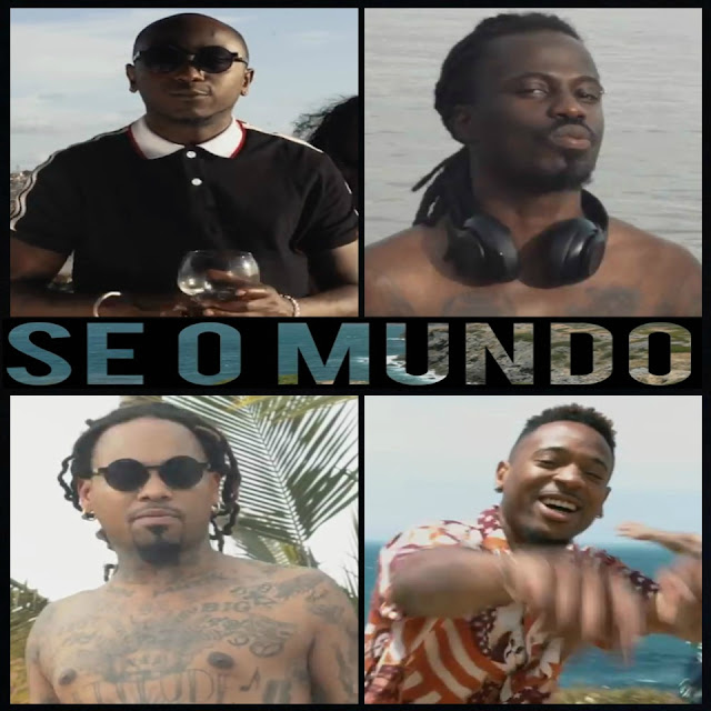 Don G Feat. Prodígio, NGA & Deezy - Se o Mundo (Rap) 2018 [Download Mp3]