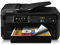Epson WorkForce WF-7610 Printer Driver Free Download