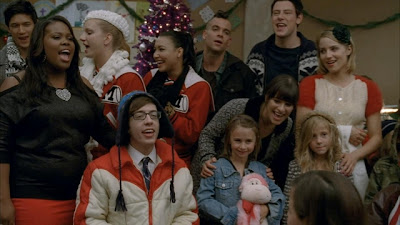 Glee Extraordinary Merry Christmas