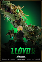 The Lego Ninjago Movie Poster 10