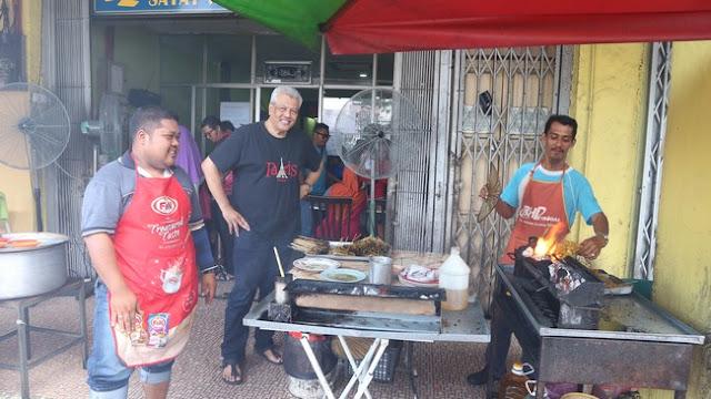 Restoran ZZ Satay Warisan Muar
