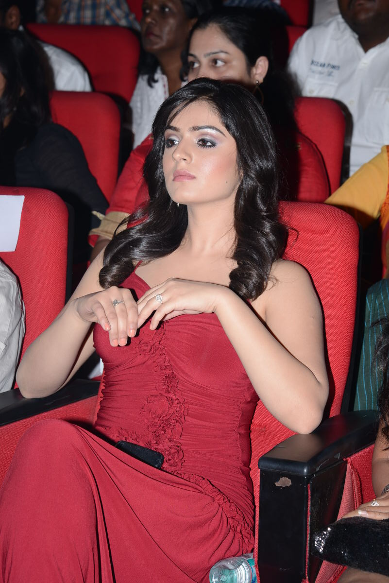 Stylish hot sexy Lucky sharma latest photos at paisa audio launch.