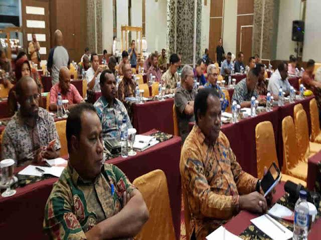 BKD Papua Diminta Kaji Rencana Perekrutan PPPK Tingkat Provinsi