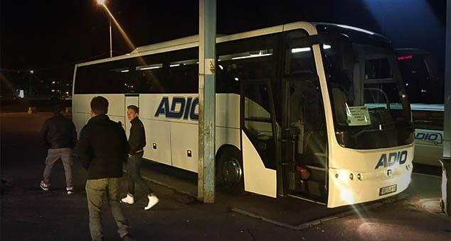 #Kosovo #Metohija #Adio #Turs #autobus #Šiptari #Vozači