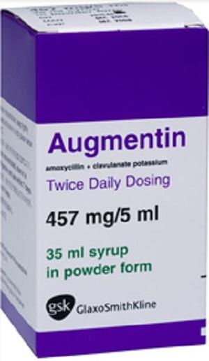 Augmentin Dosage For Children