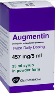augmentin bd 457mg suspension