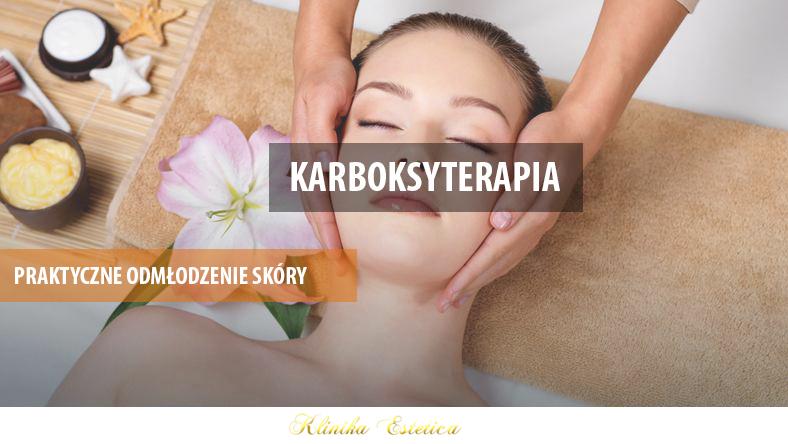 Karboksyterapia – praktyczne odmłodzenie skóry