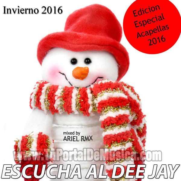 Ariel RMX Escucha Al DeeJay Vol. 1 (2016)