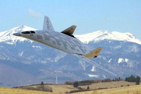 Russian Future Pak Da Stealth Bomber Will Have Hypersonic