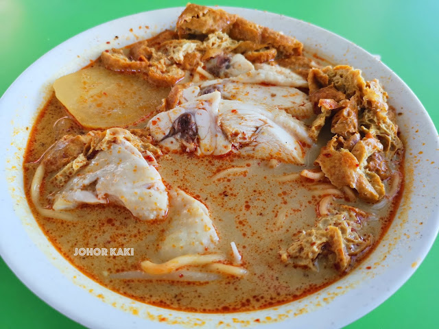Hock Hai (Hong Lim) Curry Chicken Noodle @ Bedok Interchange Hawker Centre 福海(芳林) 咖喱鸡米粉面