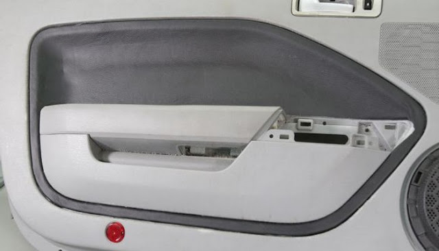 plastic car door panel repair