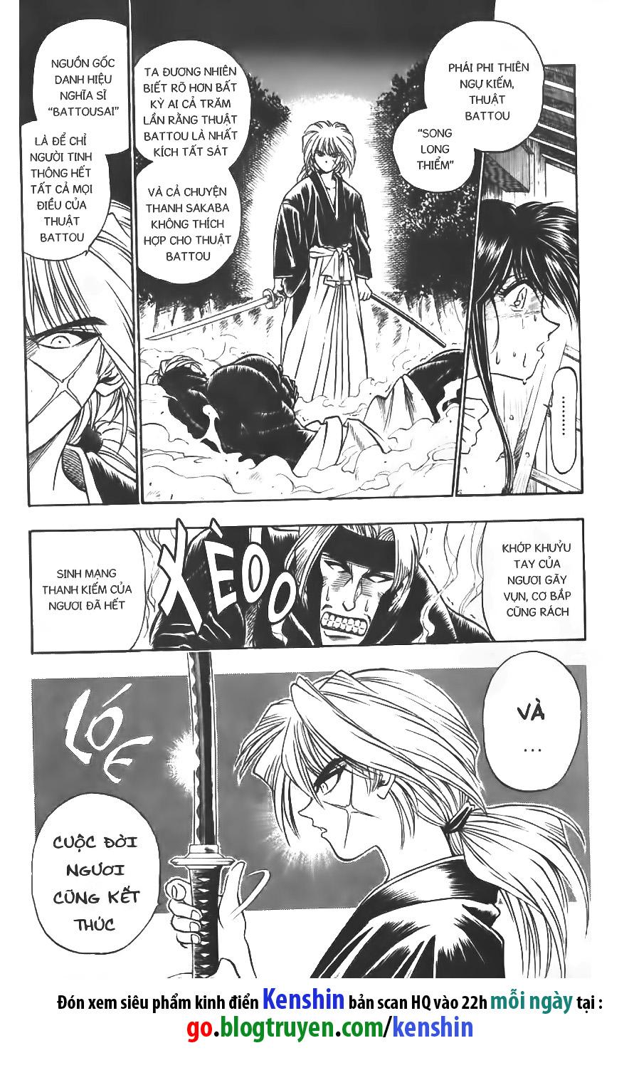Rurouni Kenshin chap 13 trang 18