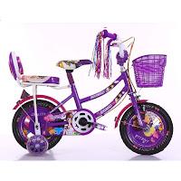 Sepeda Anak Lisella 2201 CTB 12 Inci