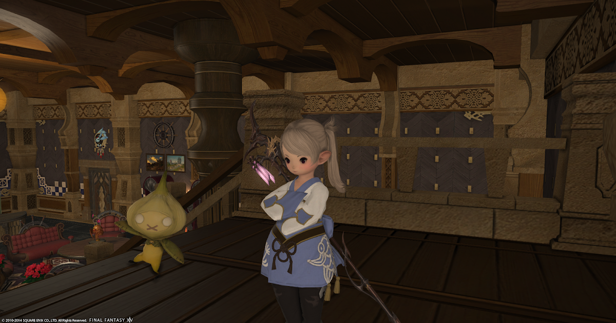 A Tank And A Healer New 2 4 Lalafell Hairstyles