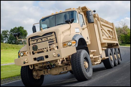 Mack Defense M9 HDT