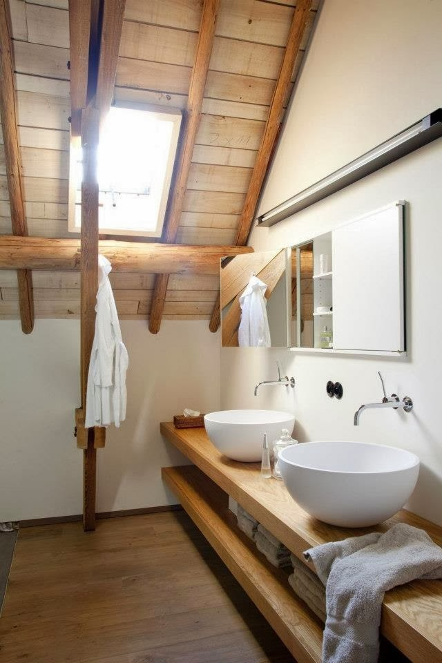 dekobook salle de bain scandinave. Black Bedroom Furniture Sets. Home Design Ideas