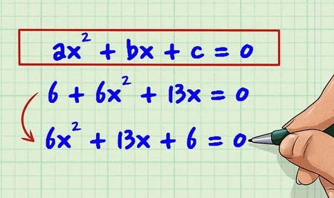 Equações do 2° grau - Definição e resoluções