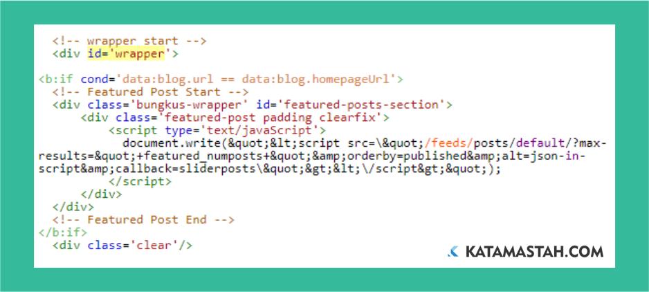 Cara Praktis Membuat Featured Post Grid Responsive di Blog Cara Praktis Membuat Featured Post Grid Responsive di Blog
