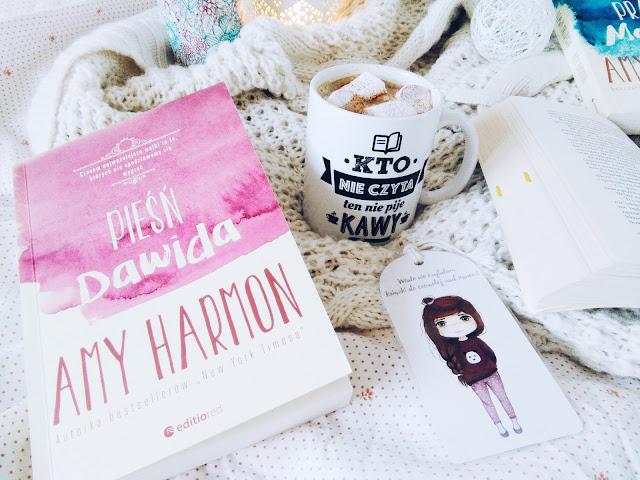 """,,PIEŚŃ DAWIDA"""" Amy Harmon"""