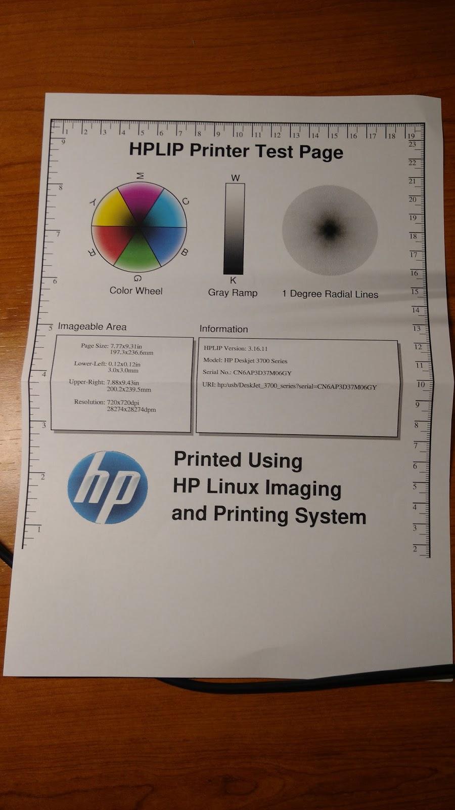 fp Kanarias: Cómo instalar impresora HP Deskjet 3720 all-in-one en ...