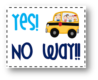 Whole Brain Teaching: Yes/No Way! & QTs | 3rd Grade Thoughts