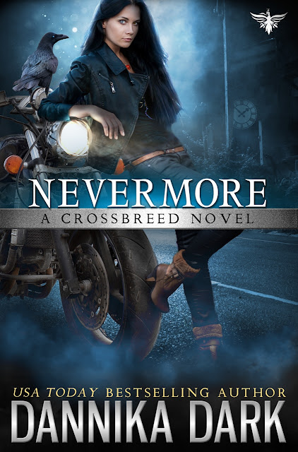 Nevermore Cover Reveal