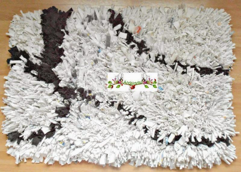 Andairadas alfombra de trapillo - Alfombras de trapillo ...