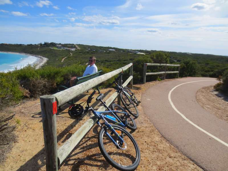 Great Ocean Way path