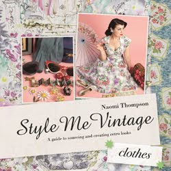 Stylist and personal shopper launches new book Style Me Vintage Clothes