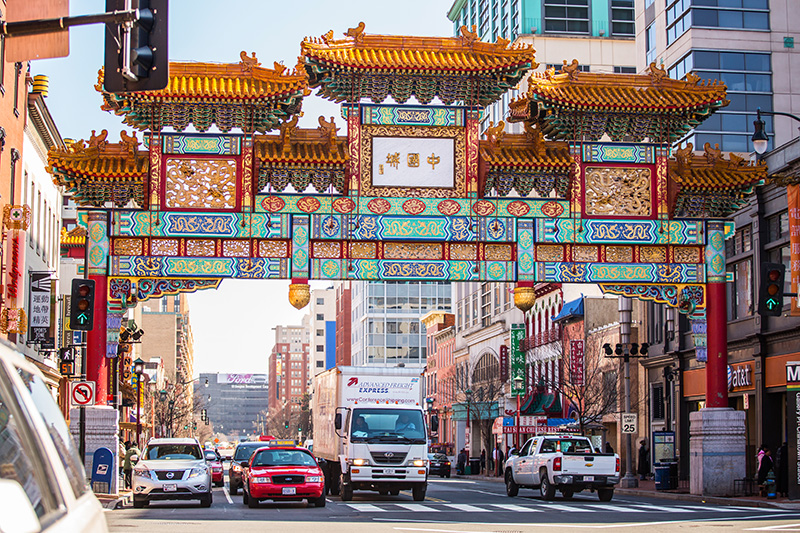 china town DC, Washington DC, jadore-fashion.com