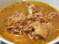 Resep Masakan Pedesan Entog khas Indramayu