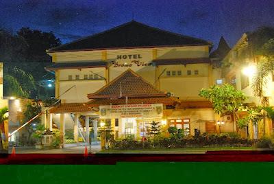 hotel dan restaurant bromo view probolinggo