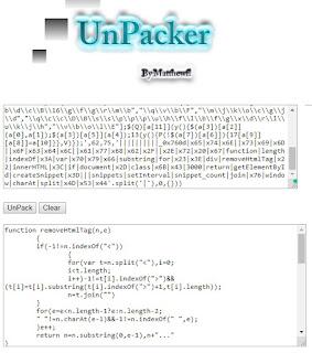 JS Unpacker
