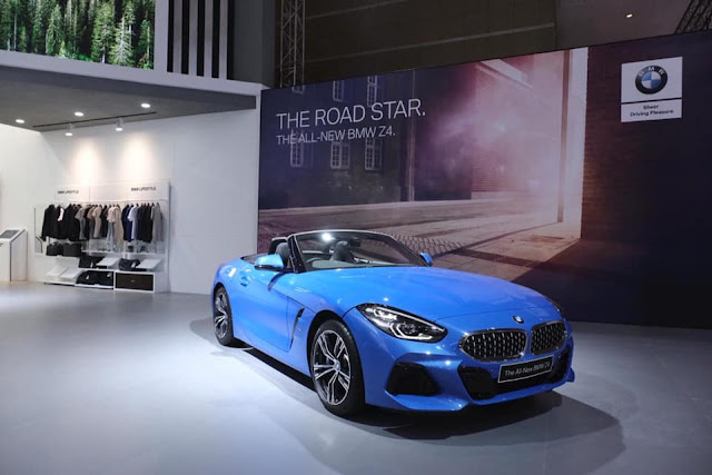 BMW Z4 Indonesia