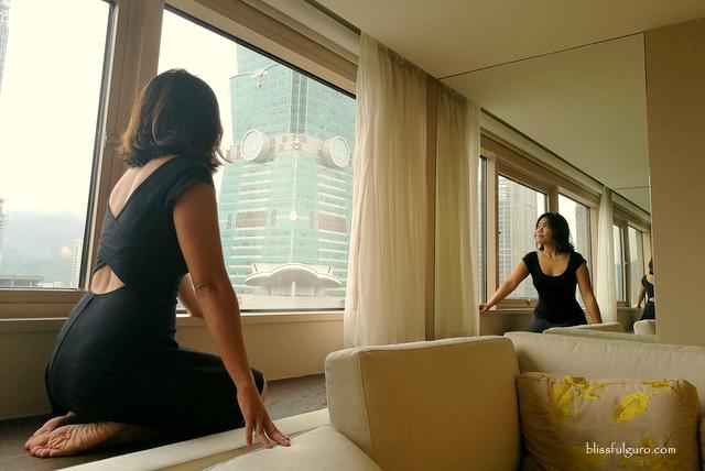 Grand Hyatt Taipei Grand Executive View Suite