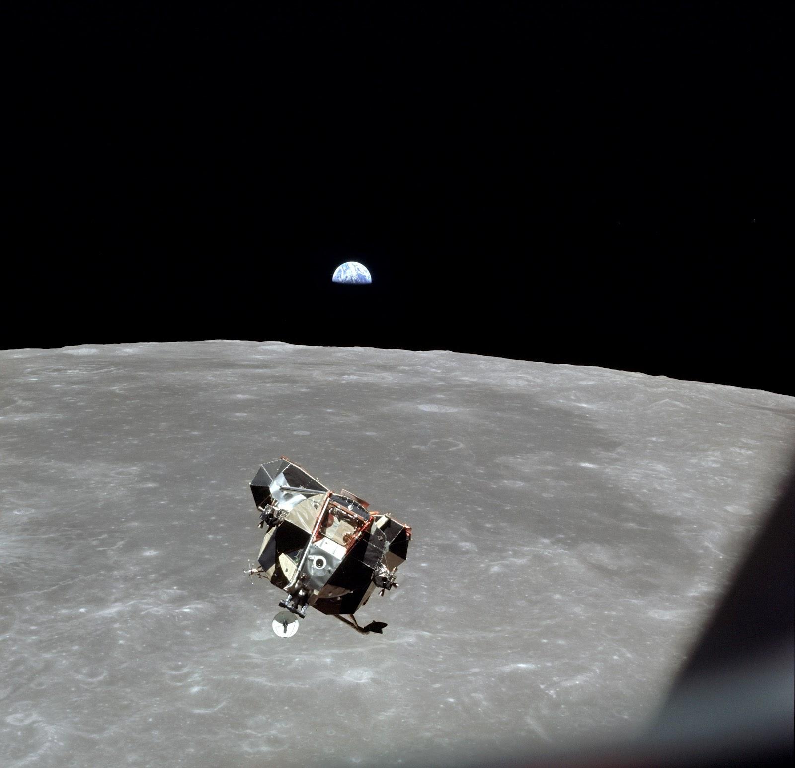 apollo 11 moon landing mystery - photo #1