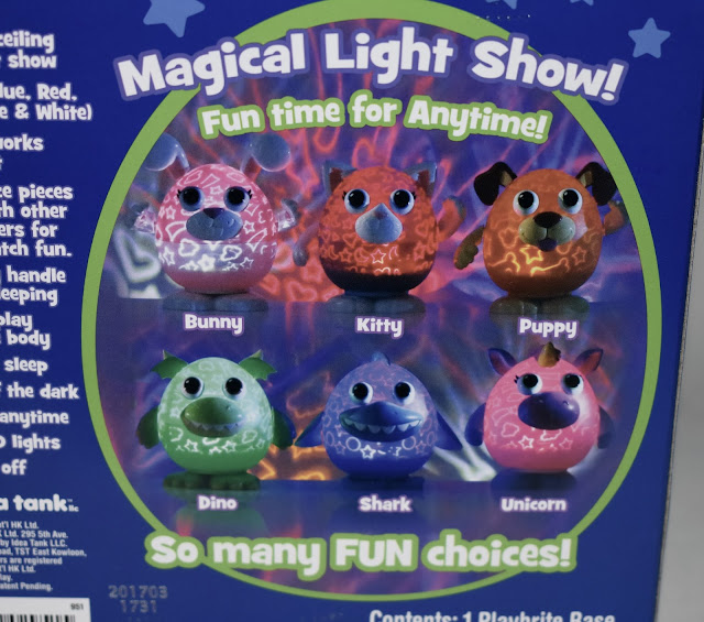 Nightlight toy for kids