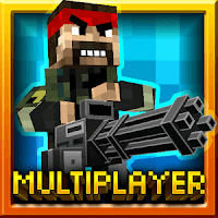 Pixel Fury Infinite (Coins/Gems - Max Level/EXP) MOD APK
