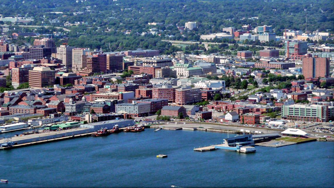Portland | Maine | Estados Unidos da América