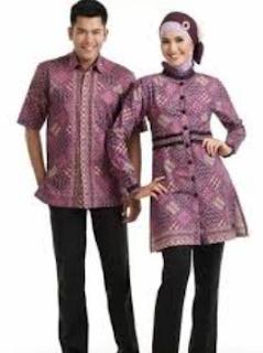 baju couple batik terbaru