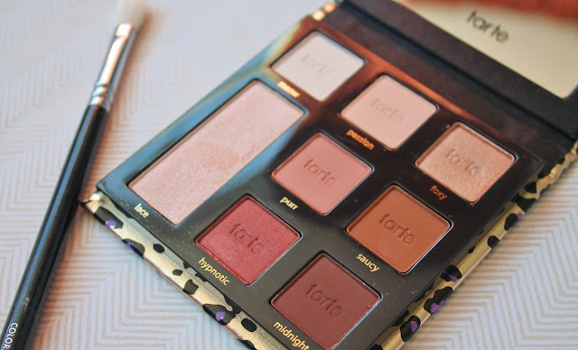 Tarte Maneater Eyeshadow Palette Review