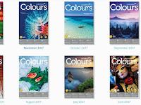 12 Artikel Fotografi Majalah Colours Tahun 2017