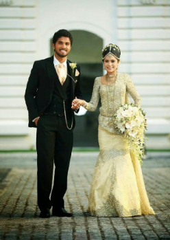 Dinesh Chandimal Wedding Photos