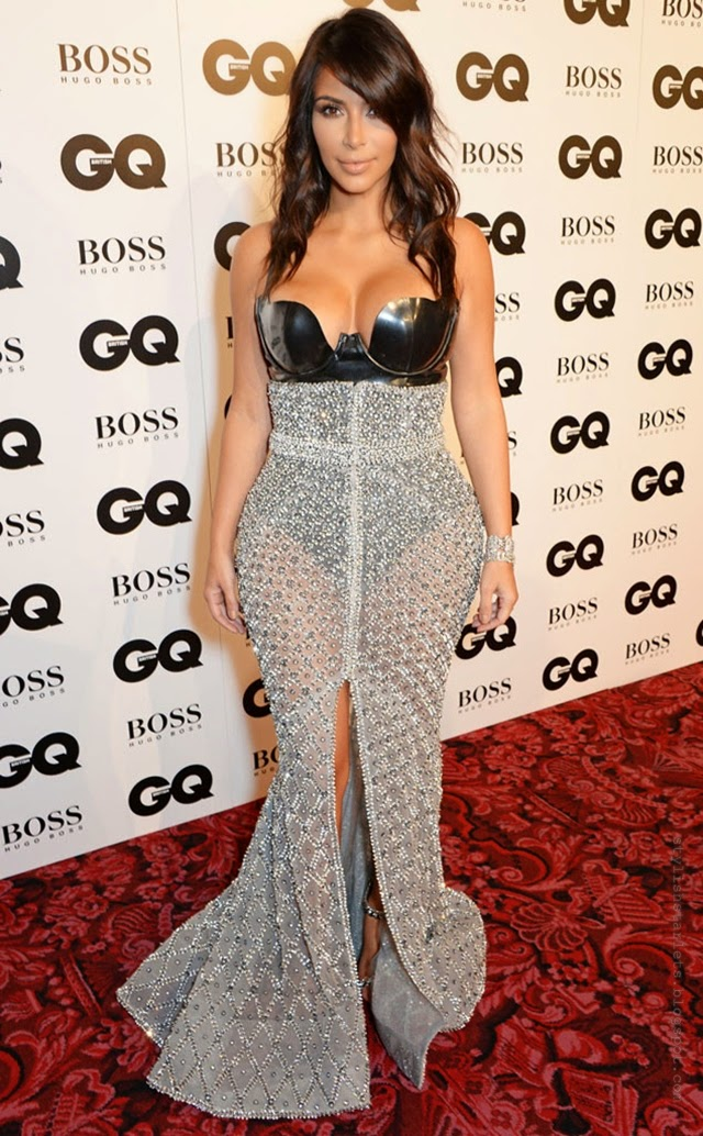 Best Dressed At The Gq Mens Awards Stylish Starlets