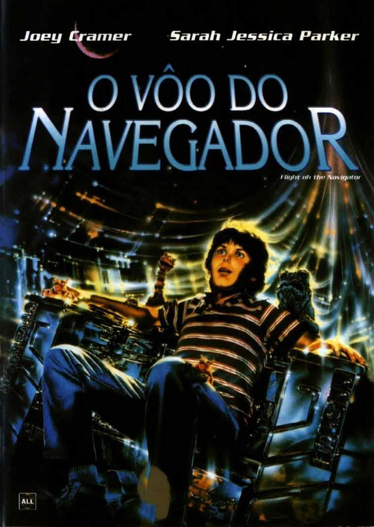 O Vôo do Navegador Torrent – Blu-ray Rip 720p Legendado (1988)