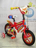 Sepeda Anak Avatar Super Sport 12 Inci